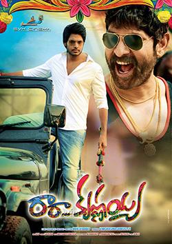 Kasam Khayi Hai (Ra Ra Krishnayya) 2018 Hindi Dubbed DTH HD 720p