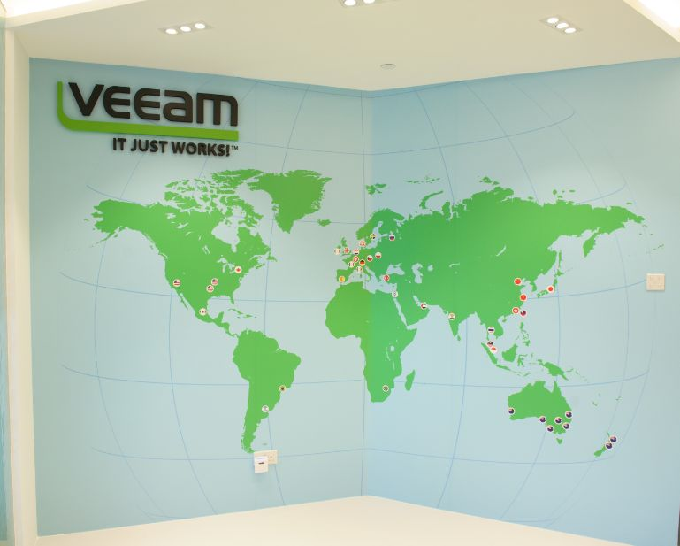 Veeam Software opens Singapore office | TechTrade Asia