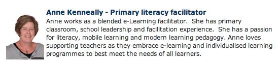 Literacy Online Facilitation