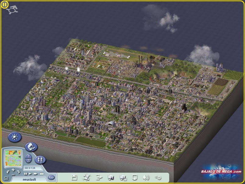 simcity 4 deluxe rush hour
