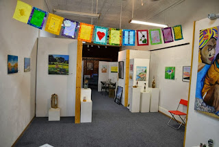 Bhavana Project Set#1 in Red Bluff Art Gallery