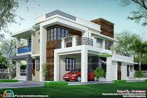 Contemporary House Design Model