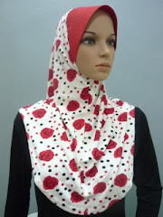 Tudung Melia Cotton (MLC)