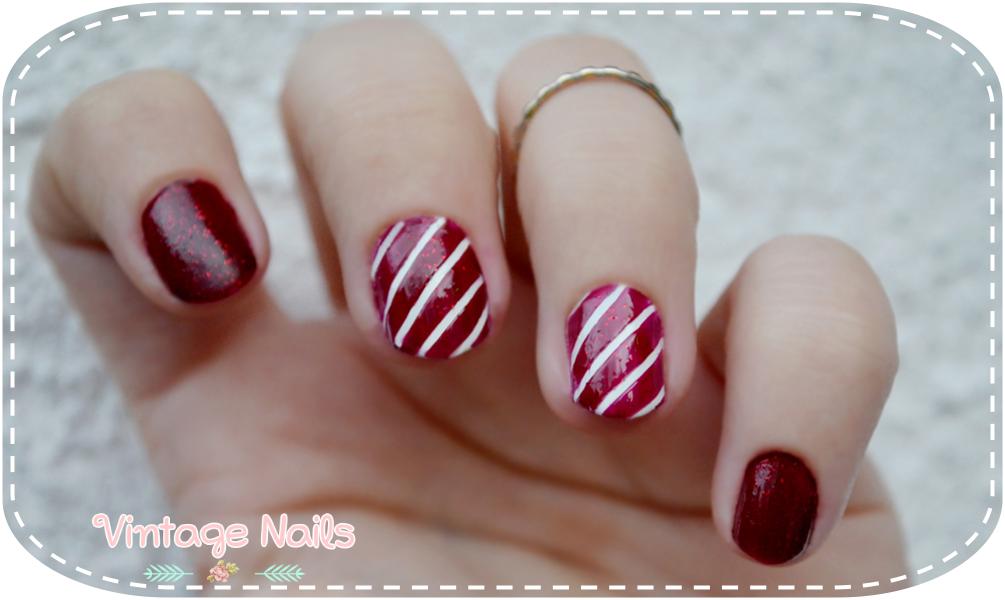 nail art, manicura, manicure, deborah milano, christmas, christmas nail art, golden arabesque