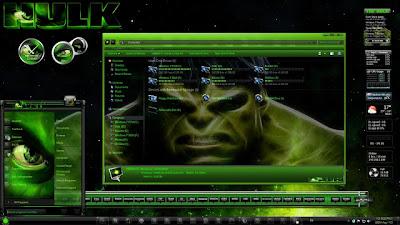 theme hulk