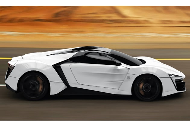 W Motors High Performance Luxury Sports Cars