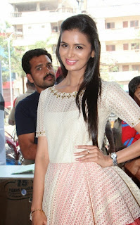 Actress Meenakshi Dixit Latest Pictures at Yes Mart Launch  4.jpg