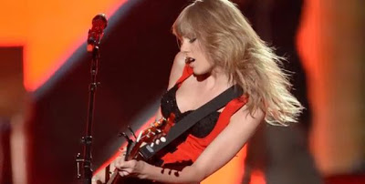 CMT Awards, Red Hot, Taylor Swift