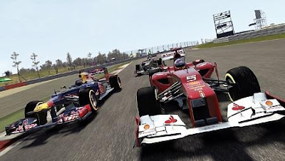 Formula 1 2012 Gameplay