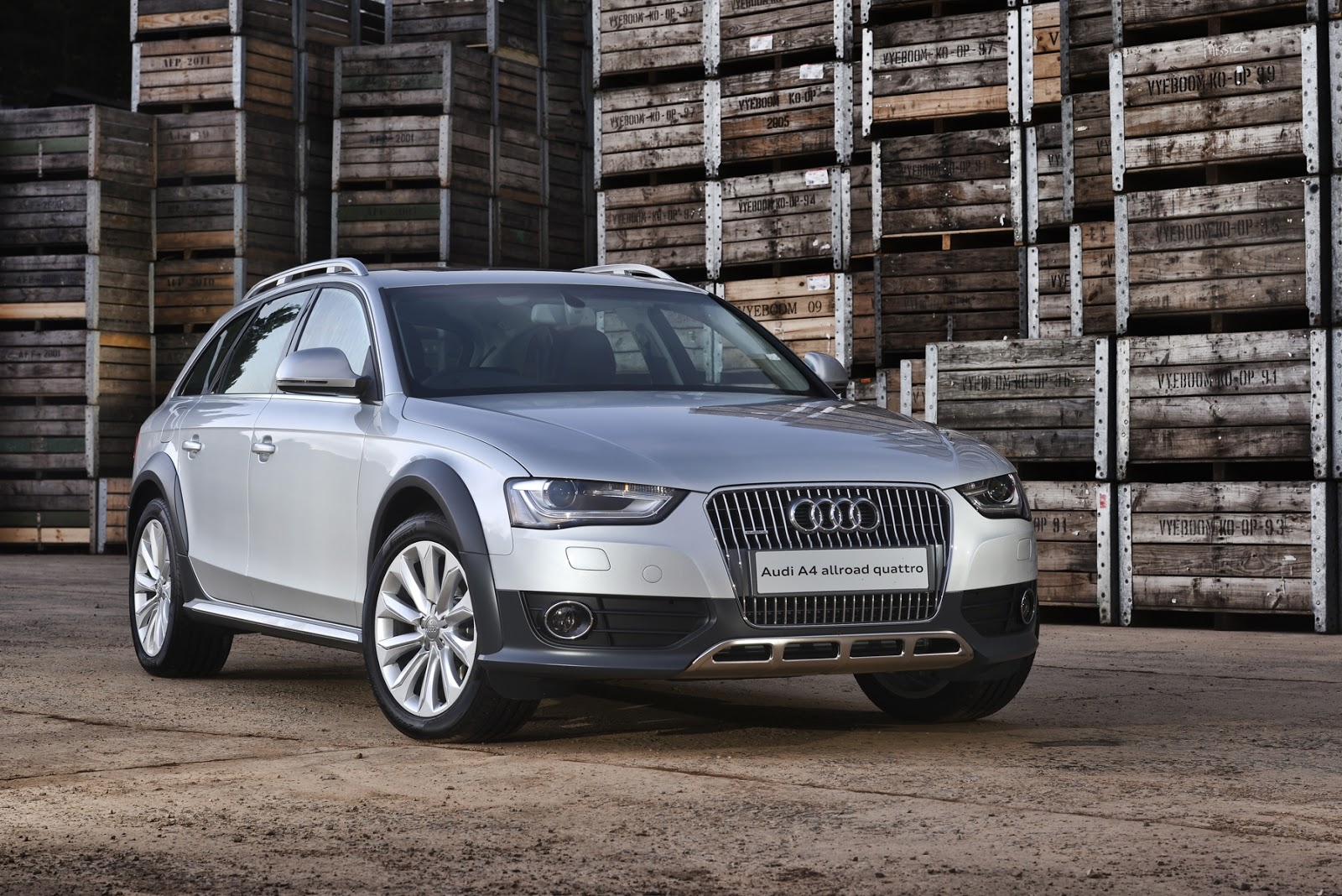 in4ride audi a4 allroad for all mzansi roads. Black Bedroom Furniture Sets. Home Design Ideas