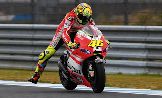 2011 MotoGP Motegi Japan Results