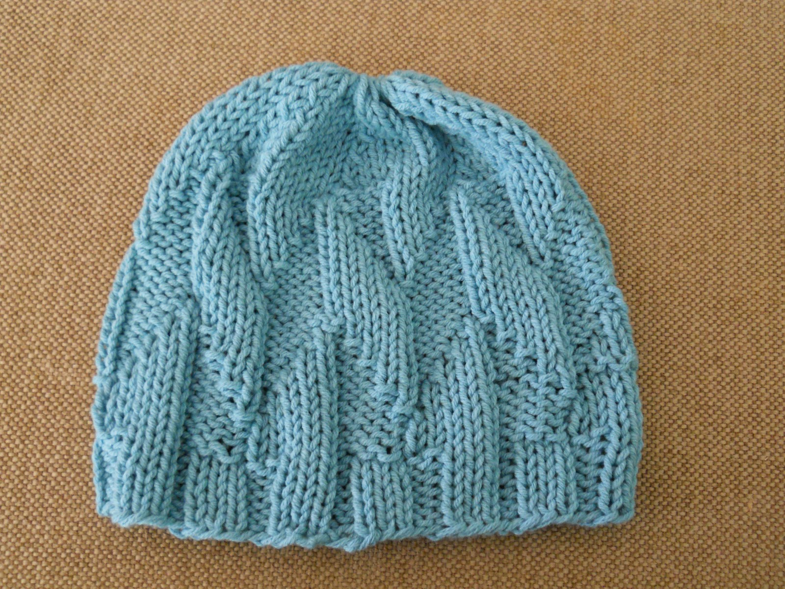 Knitting with Schnapps: Introducing the Waves of Hope Chemo Cap!
