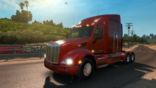 American Truck Simulator - PC (Download Completo em Torrent)