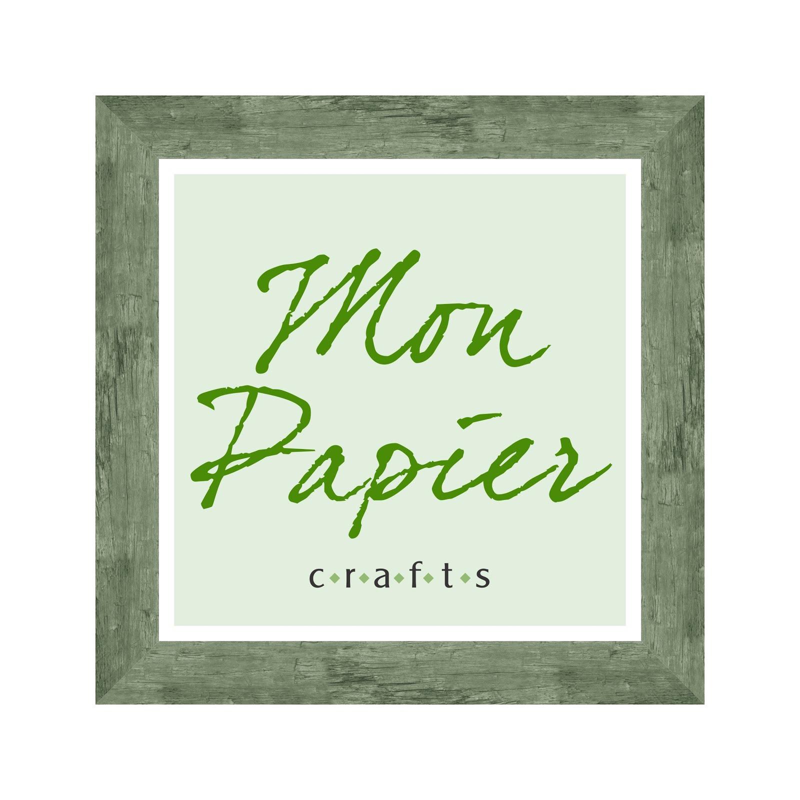 Mon Papier Crafts (Papelaria, Scrapbook e Cursos)
