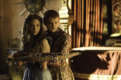 Joffrey y Margaery 3T - Juego de Tronos en los siete reinos