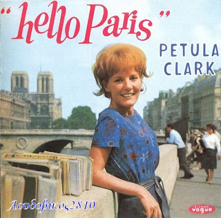 Petula Clark – Hello Paris