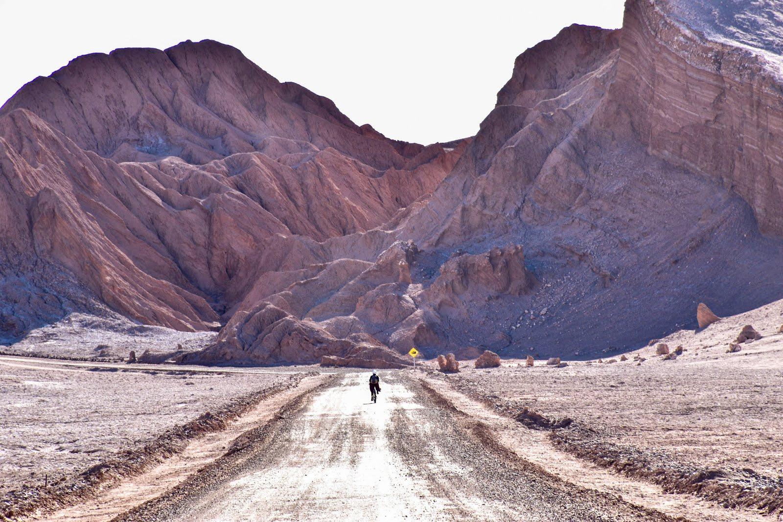 月亮谷(智利-San Pedro de Atacama)