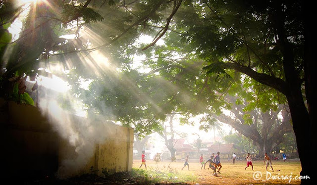 Rays of hope for Indian Soccer…