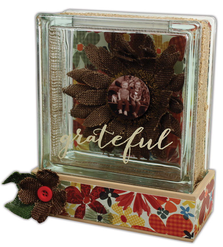 crafts direct blog project ideas glass blocks
