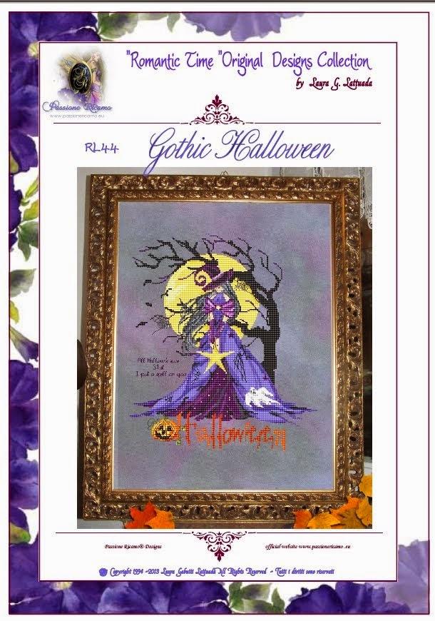 "RL44 ""Gothic Halloween"""