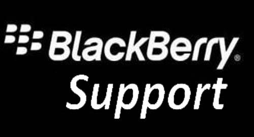 Servicios Blackberry