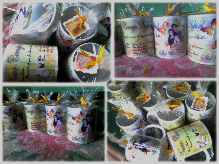 Coffee mug giveaways