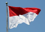 Indonesia republic flag