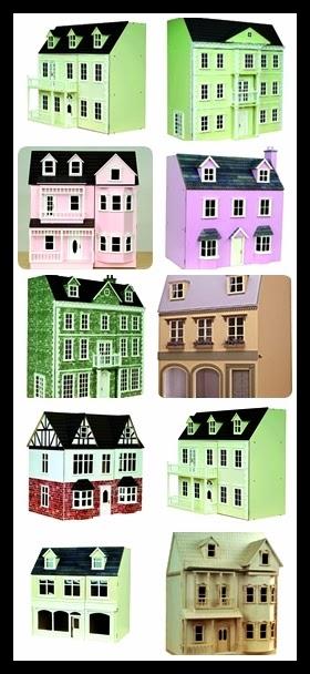 Quiero comprar una casa de mu ecas artesanal barata - Casas de marqueteria ...