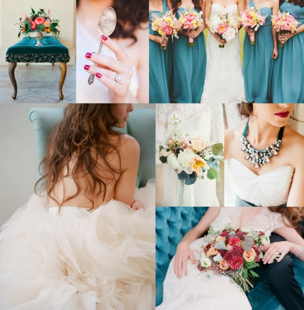 The Wedding Decorator Dreamy Teal Wedding Colour Inspirations From Elizabeth Anne Designs