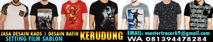 jasa desain kaos -baju batik -KERUDUNG- setting film sablon -------  kontak WA 081394478284