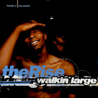 Walkin\' Large feat. Brooke – The Rise (VLS) (1998)