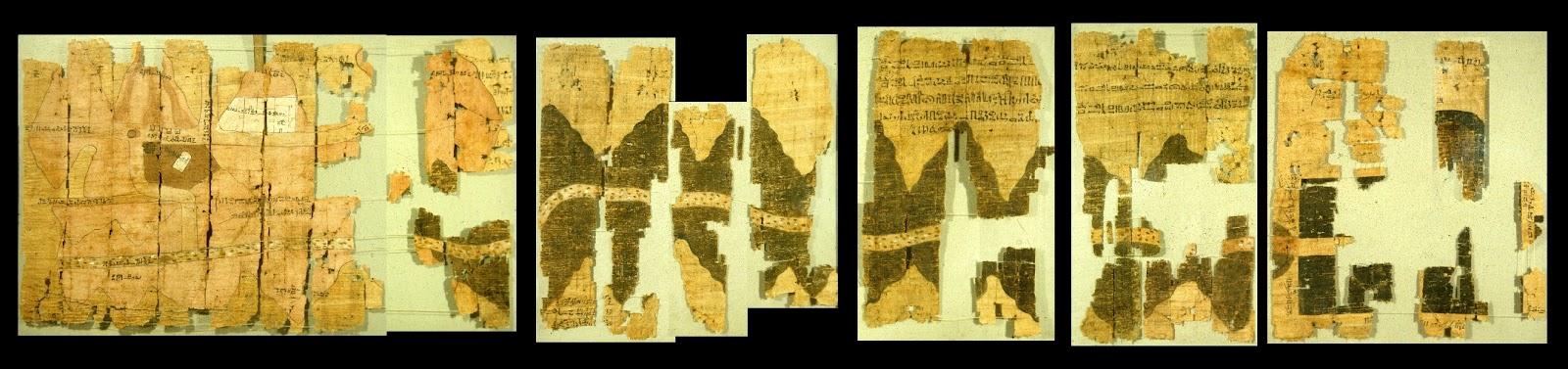 erotic papyrus Turin