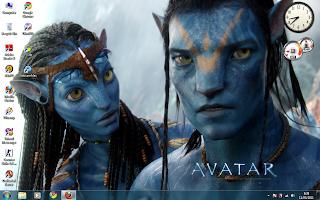 theme windows 7 - avatar