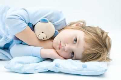 Bệnh khó ngủ với trẻ nhỏ