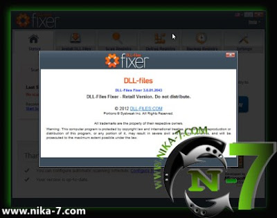 Dll-Files Fixer 3.0.81.2643 Final Full Version