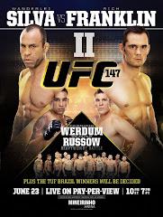 Proximo Evento de UFC