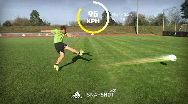 Aplikasi Adidas Snapshot