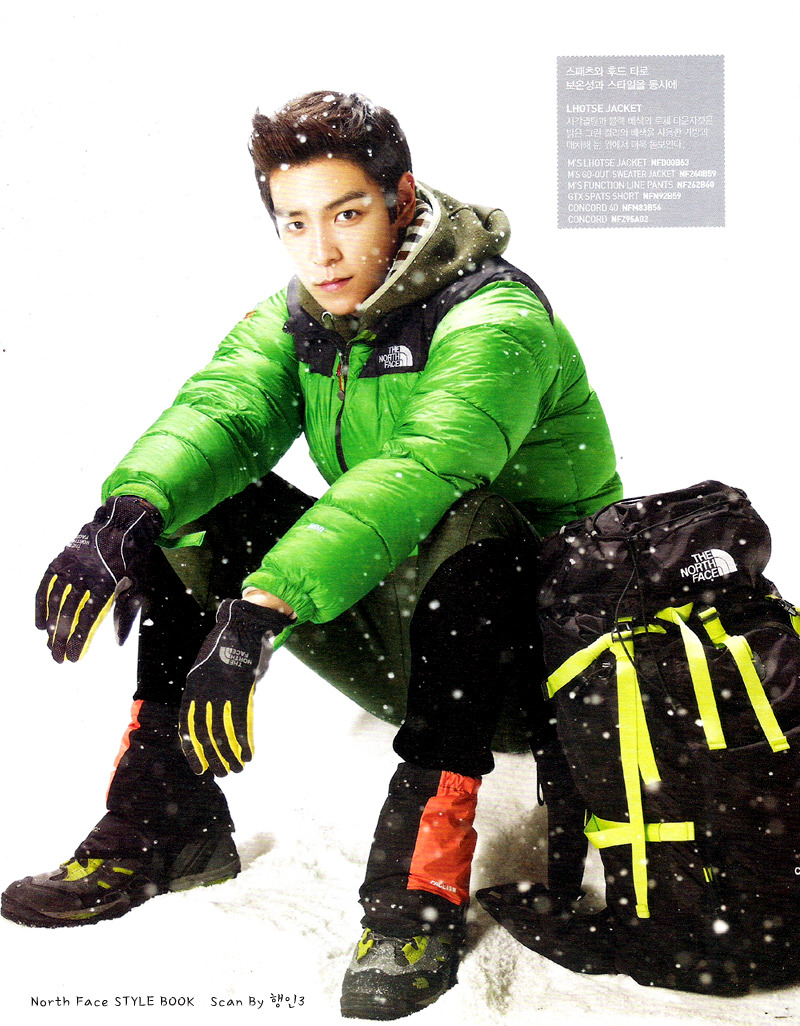 T.O.P's iCONS TOP+NORTH+FACE+STYLE+BOOK+MAGAZINE+SCANS+LEE+YEON+HEE+BIGBANG+UPDATES-8