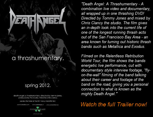 "The Death Angel ""Thrashumentary"""