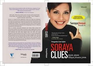 karya buku mama soraya haque soekarno (tantenya isabella fawzi), adik marissa haque