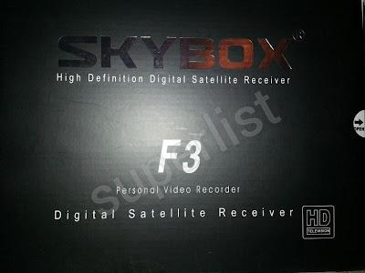 Skybox F3