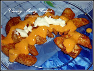 Cheezy Wedges, Super Yummy