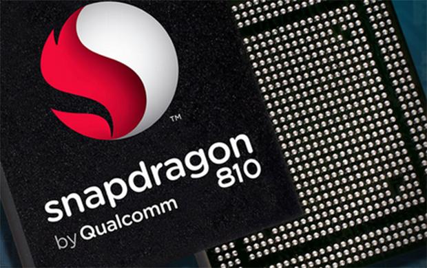2015 Smartphones Gama Alta de la mano de Snapdragon 810