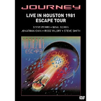 DVD Journey - Live in  Houston 1981 - Escape Tour