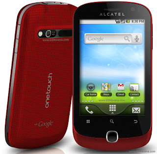 Android Alcatel OT-990