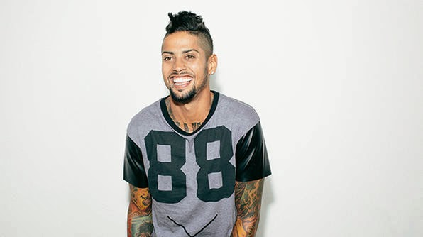 Meet David Correy, the Brazilian-American Singer Behind Coke's 2014 FIFA World Cup Anthem