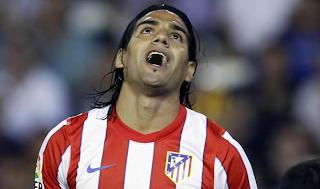 Falcao: «no vengo a suplantar a nadie en el Atlético»