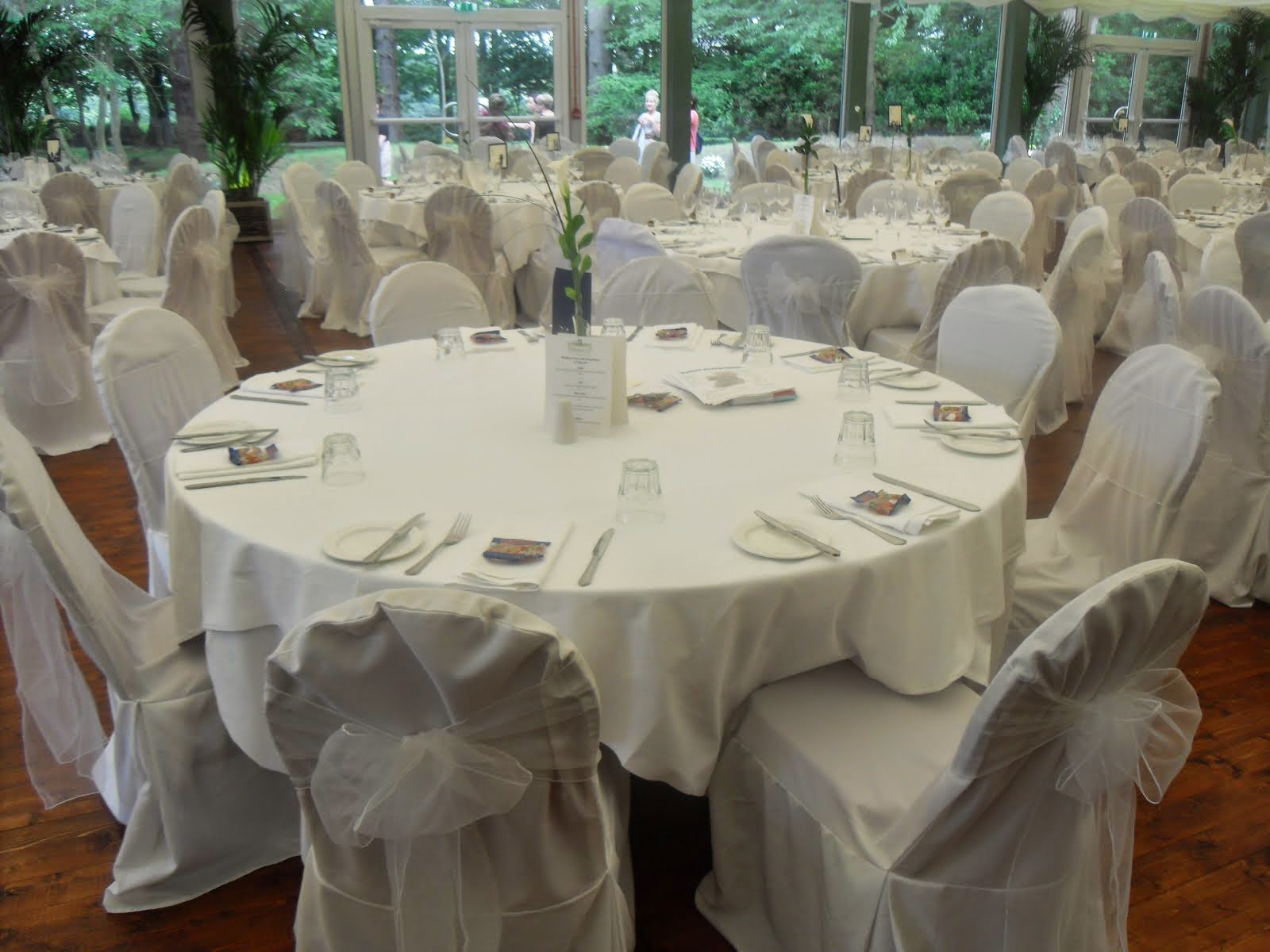 Lara Party Hire Spandex Chair Cover Set up Hire