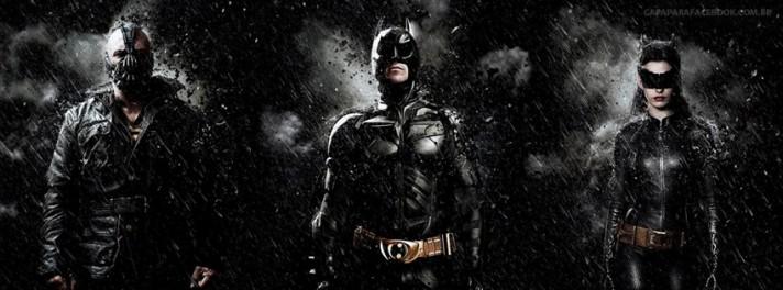 Capa Batman para Facebook