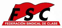 FEDERACIÓN SINDICAL DE CLASE